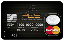 Tarjeta monedero PCS