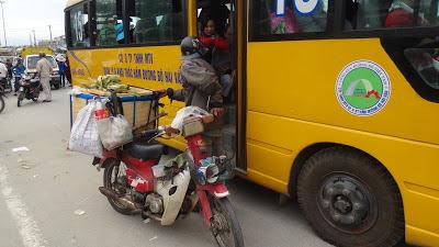 Улицные продавцы, Дананг, Выетнам