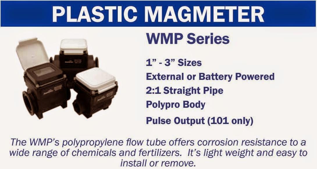 Plastic Flow Meter