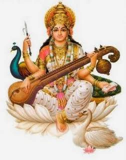 Om Sree Maha  Saraswathyai Namah