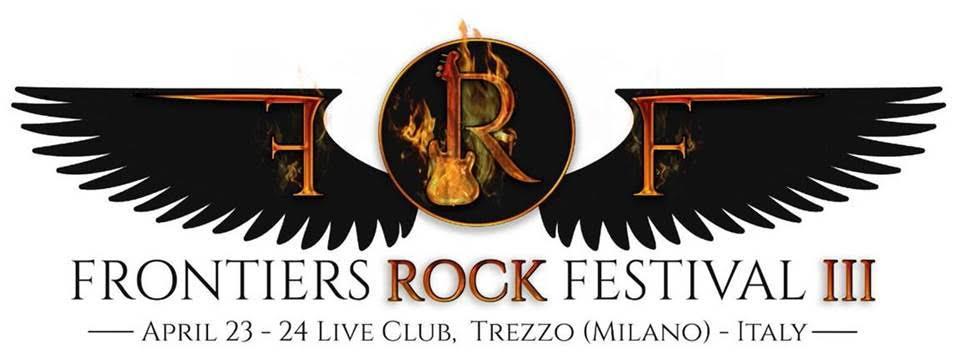 Frontiers Rock Festival 2016