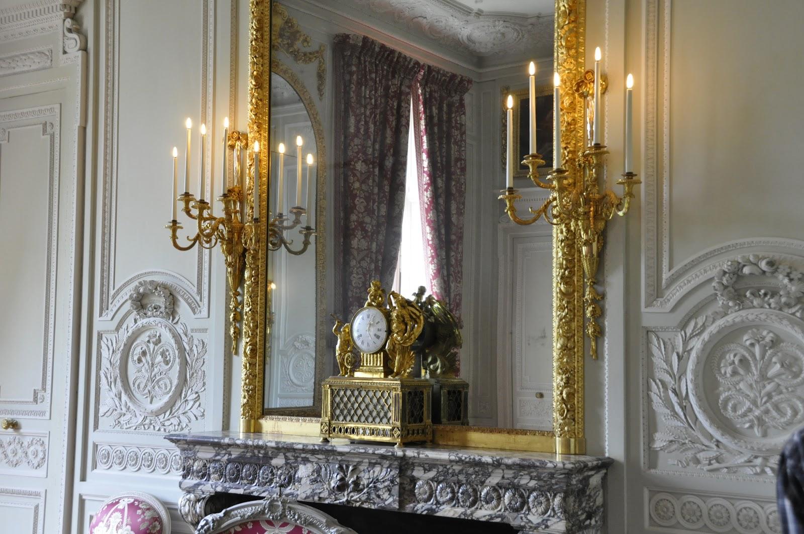 Ornamentsnijder patrick damiaens het kleine trianon in versailles le petit trianon de marie - Stijl van marie antoinette ...