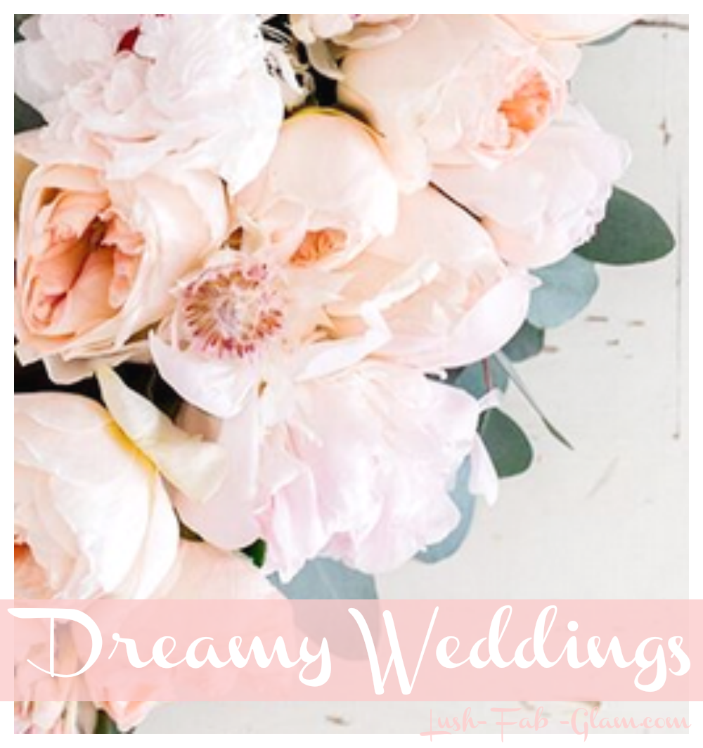 Swooning over the beautiful details and stunning decor of this dreamy floral and vintage wedding.