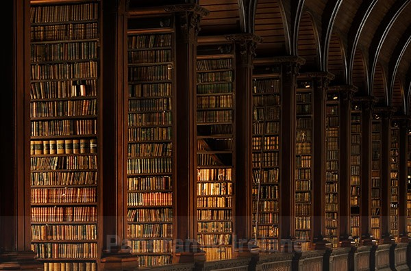 [Suna] Biblioteca Ninja World+famous+long+room+library-trinitycollege-dublin