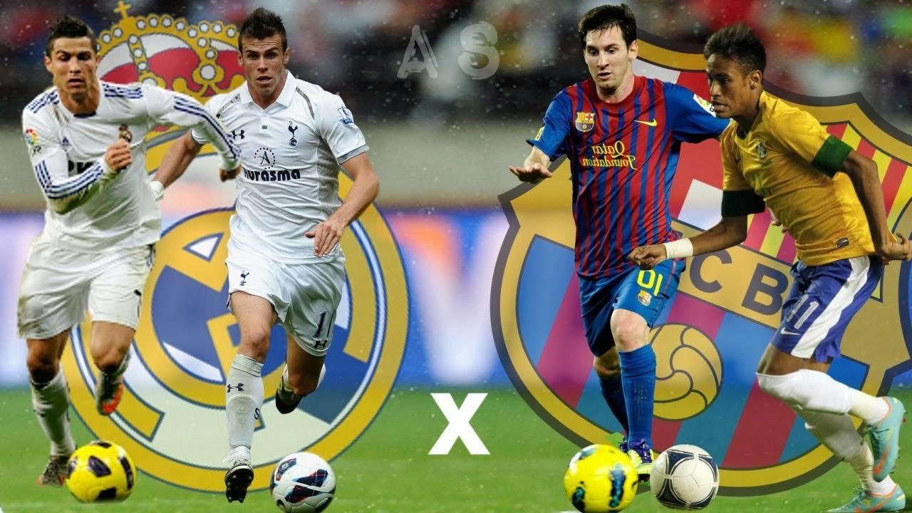 Cr7 Vs Messi Video