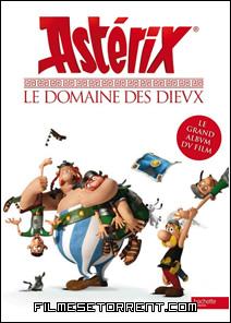 Astérix - Le Domaine des Dieux Torrent Dual Audio