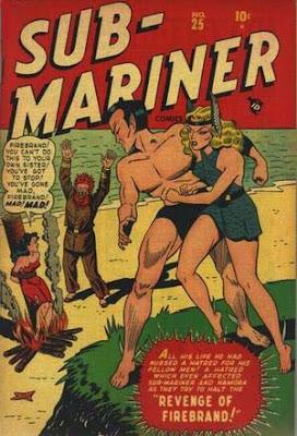 Sub-Mariner 25 cover