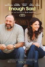Sobran las palabras (2013)