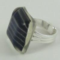 Solar Panel Ring - Mens