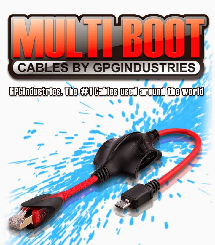 Multi Boot Cable