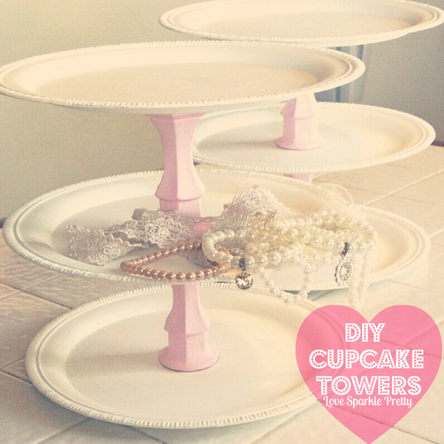 Cheap Square Cake Stand