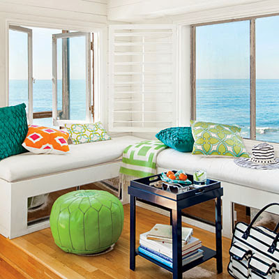 Coastal Living: Beach Couture in Malibu