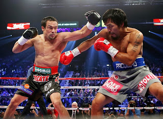 The comeback of Manny Pacquiao