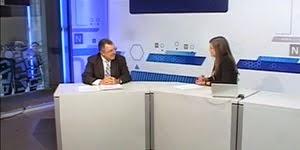 Entrevista a Jordi Triola, president del nostre col·legi, a TV GIRONA