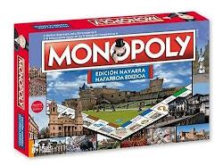 Nuevo Monopoly, edición Navarra