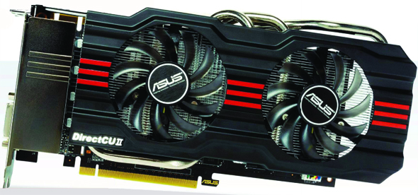 GPU, Asus, Graphic card