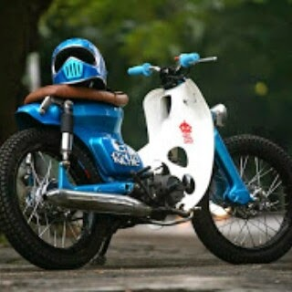 Modifikasi Street Cub