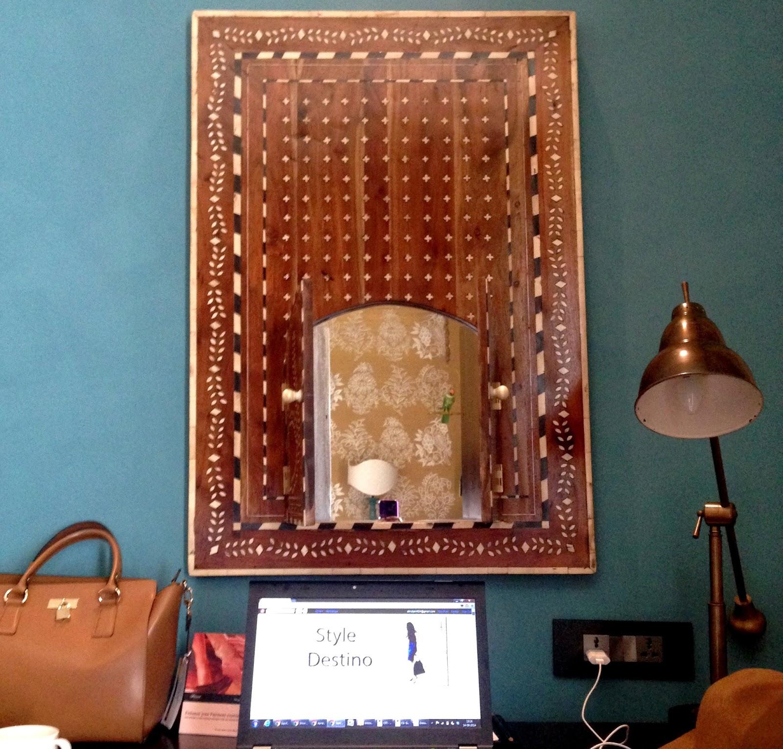 Style Destino at Fairmont Hotel Jaipur