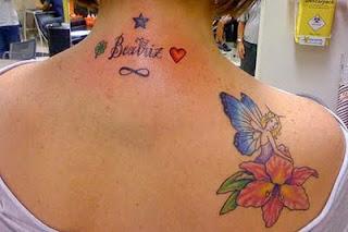 Butterfly Tattoo  Women-4