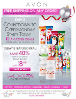 Click to view this Nov. 20, 2011 Avon email full-sized