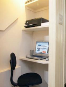 consigli per la casa e l' arredamento: come creare un angolo ... - Ricavare Angolo Studio In Soggiorno 2
