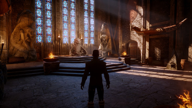 Dragon Age: Inquisition Spoils of the Avvar