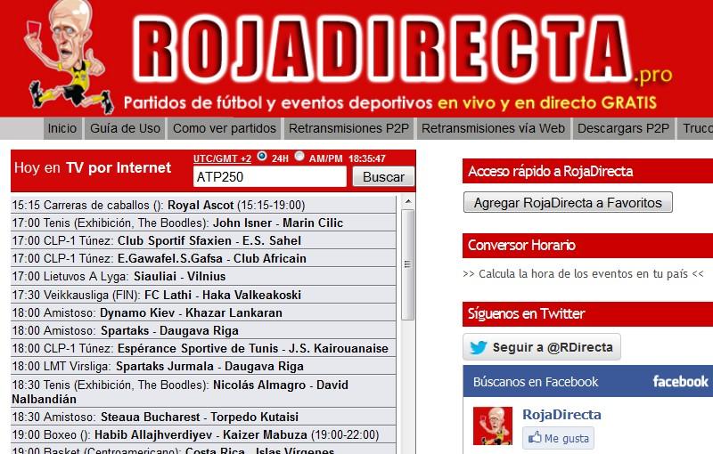 www.rojadirecta