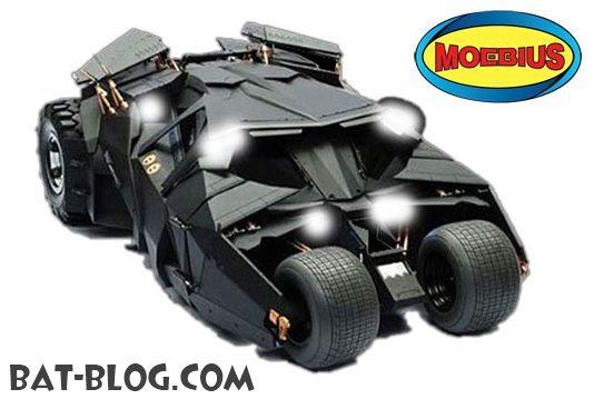 Batman Plastic Model Kits New 2011 Batman Plastic Model