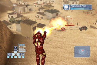 Download Game Iron Man Full RIP