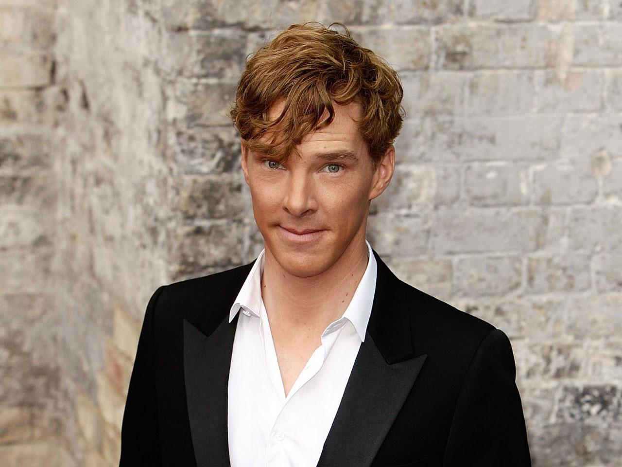 Felicidades Benedict Cumberbatch!!!