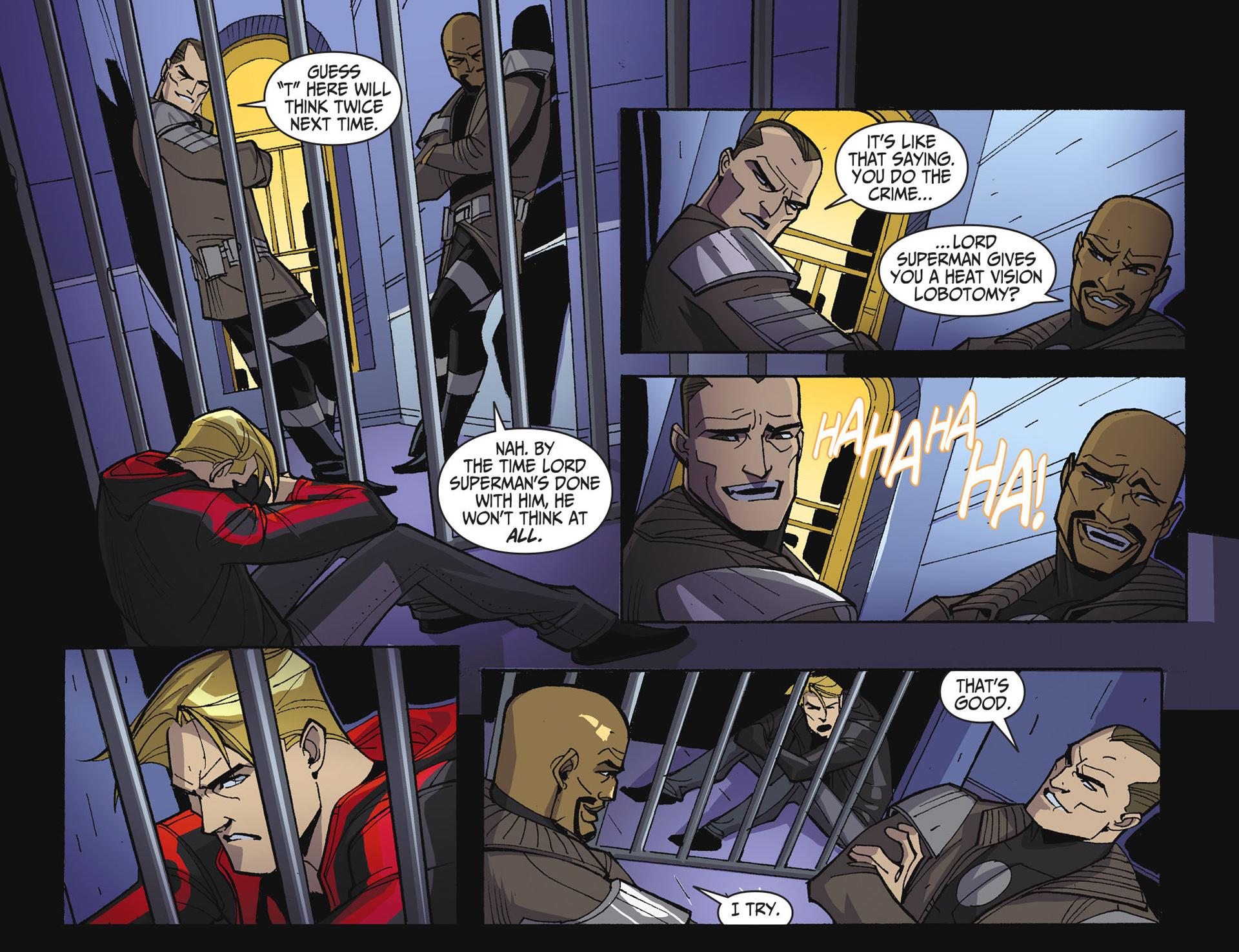 Batman Beyond 2.0 Issue #22 #22 - English 15