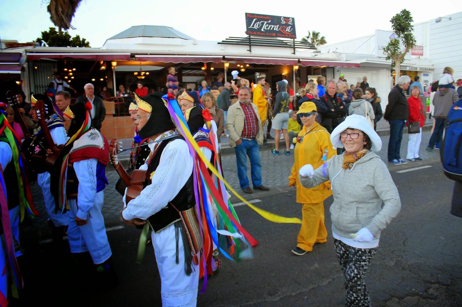 2 Lanzarote Karnevaalit.
