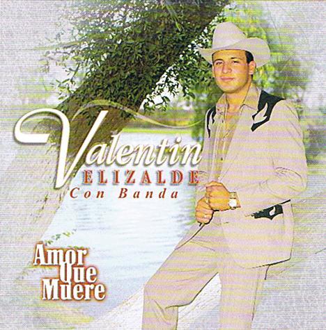 Amor Que Muere - Valentin Elizalde (CD Official 1998) ADICTOSALAENFERMEDAD_NET
