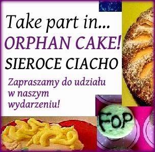Sieroce Ciacho - Orphan Cake (edycja II)