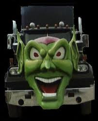 Curtis are you dead Maximum Overdrive scene