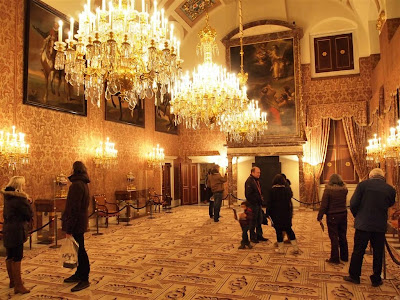 Palacio Real de Amsterdam (Koninklijk Paleis) - Corte de los Magistrados