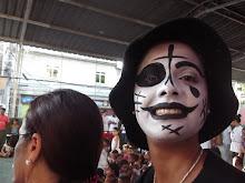 PANTOMIMA, COMUNIDADE DA MANGUEIRA, TEMPOS DE PAZ JBC
