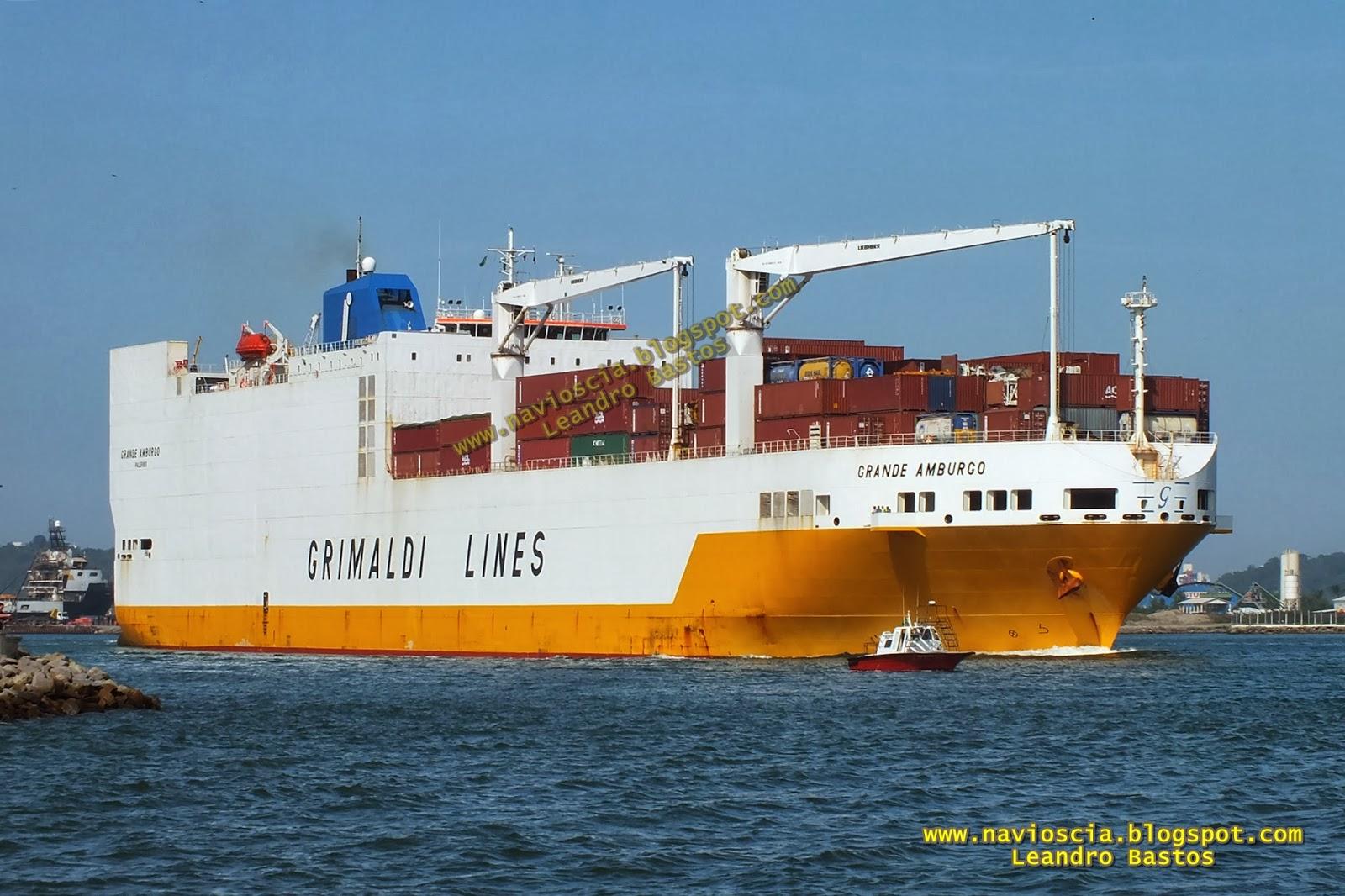 Navio Grand Navio Grande Amburgo