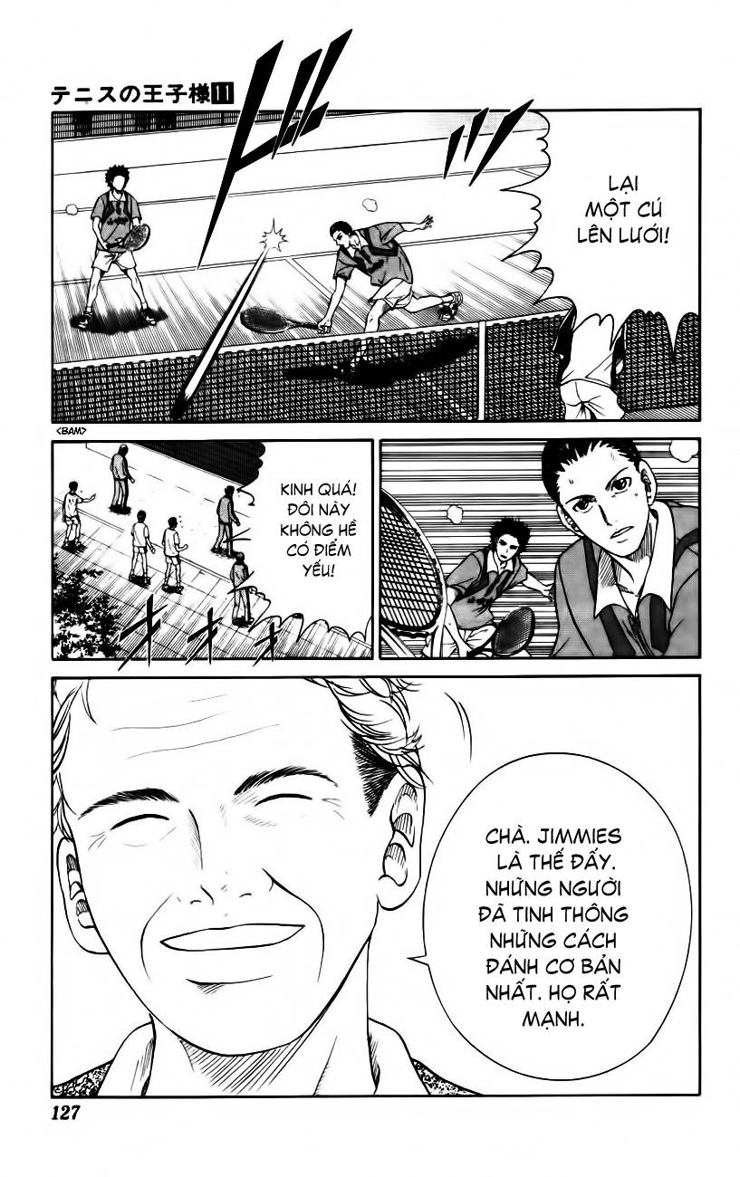 Prince of Tennis chap 94 Trang 10