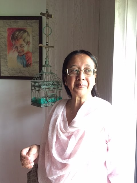 Zeenat iqbal hakimjee