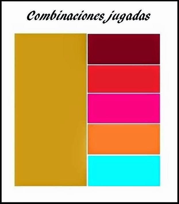 Como combinar el color mostaza yahoraquemepongo - Combina colores en paredes ...
