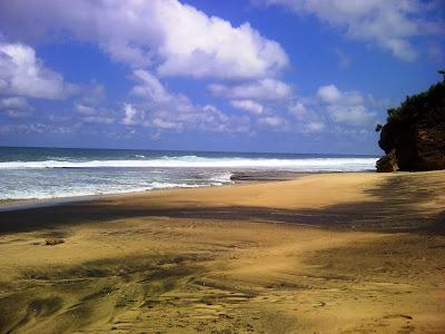 Pesisir Pantai Seruni