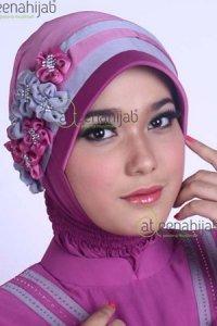 Saqina Sofia Zahra - Dusty Pink (Toko Jilbab dan Busana Muslimah Terbaru)