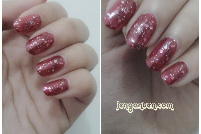 NOTD : Nail in Blood.