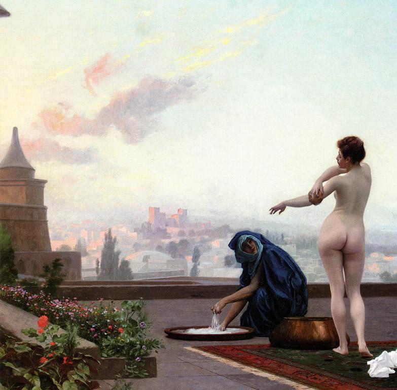 Bathsheba, Jean-Léon Gérôme (1824-1904)