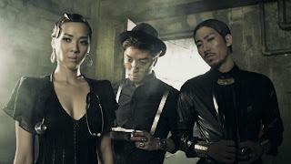 Yoon Mi Rae Tiger JK & Bizzy MFBTY Angel Lyrics