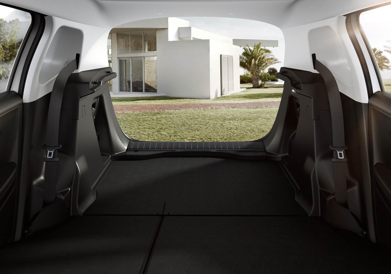 Novo Peugeot 2008 Griffe 1.6 Automático - interior - porta-malas