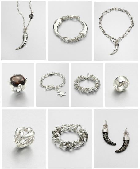 Pomellato jewellery