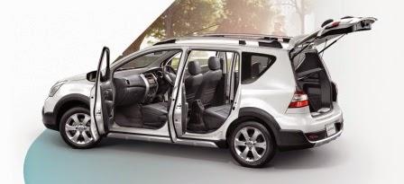 Nissan Livina X-Gear 2015