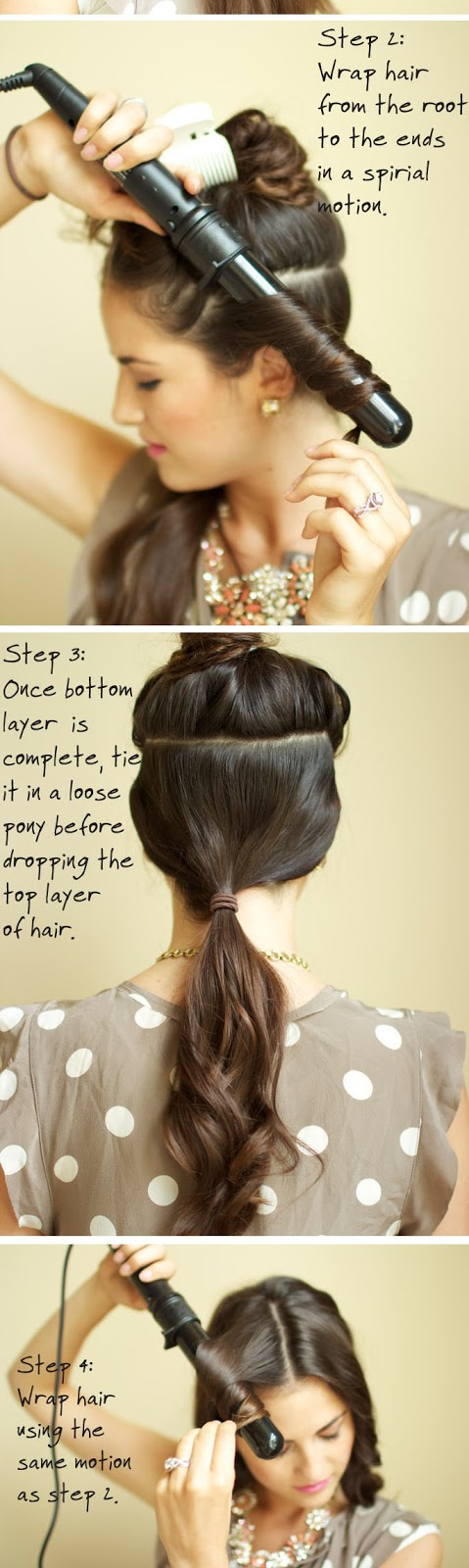 How to Curl Your Hair with a Straightener
